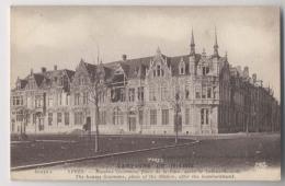 YPRES - Maison Goomans - Place De La Gare - Bombardement 1915 - Leper - Ieper