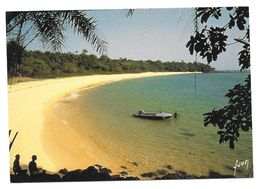 Afrique > Guinea-Bissau Archipel De BIJAGOS (B)   (Bissagos Bateau Pneumatique Pneumatic Boat)* PRIX FIXE - Guinea-Bissau