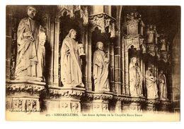 CPA 56 Morbihan Kernascléden Les Douze Apôtres De La Chapelle Notre-Dame - France