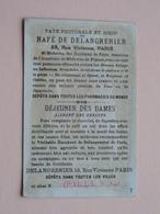 Epicerie PAYAN - DEVILLE ( Nafé De DELANGRENIER ) Rue Vivienne Paris ( Voir Photo ) ! - Publicités