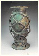 """Afrique > NIGERIA Région De IGBO-UKWU """"Pot Dans Un Filet* (bronze Au Plomb)* PRIX FIXE - Nigeria"""