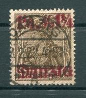 Danzig 42II Echt Gest. BPP 42EUR (Z8941 - Danzig