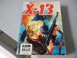 X-13..ALBUM RELIE..MENSUEL - Non Classés