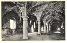 Villers-la-Ville - CPA - Ruine De L'abbaye De Villers - Interieur De La Brasserie - Villers-la-Ville