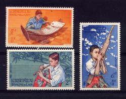 LAOS - 37/39** - MUSICIENS - Laos