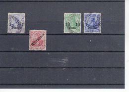 Deutsches Reich   Kolonien  Türkei  Gestempelt   (  N  9612  ) - Deutschland