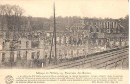 Villers-la-Ville - CPA - Ruine De L'abbaye De Villers - Panorama Des Ruines - Villers-la-Ville
