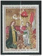 """FRANCE - N° 1640 - """"L'Annonciation"""", Primitif De Savoie - ** - Frankreich"""