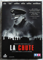 Film De Guerre Coffret 3 DVD - LA CHUTE Documentaire Fiction Sur Hitler + Reportages - Edition Française TF1 - Altri