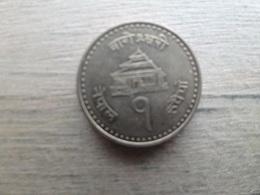Nepal  1  Rupees 2004 ( 2061)  Km 1180 - Nepal