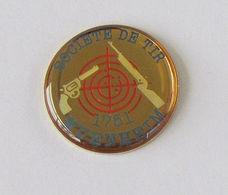 1 Pin's TIR - WUENHEIM - Badges