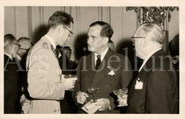 Postcard / ROYALTY / Belgique / Roi Baudouin / Koning Boudewijn / Adriaan Roland Holst / 1959 / Herman Teirlinck - Ecrivains