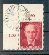 DR-3.Reich 856 ER Li BOGENECKE Gest. (A1274 - Gebraucht