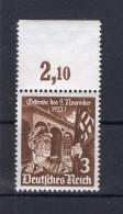 DR-3.Reich 598y OR OBERRAND**POSTFRISCH 20++EUR (74614 - Duitsland