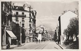 GRENOBLE Cours Berrial Carte En Très Bon état - Grenoble
