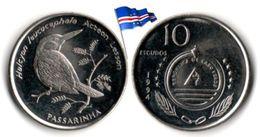 Cap Vert - 10 Escudos 1994 (UNC) - Cape Verde