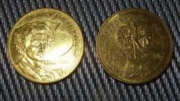 Ignacy Jan Paderewski - 2011 POLAND - 2zł Collectible/Commemorative Coin POLONIA - Poland