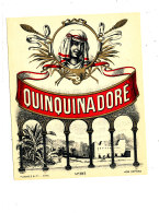 AN 237 / ETIQUETTE    QUINQUINADORE - Labels