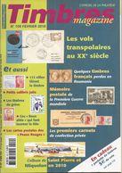 Timbres Magazine N°109. Février 2010 - Tijdschriften