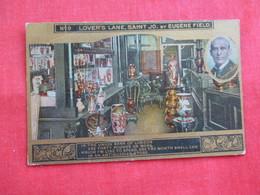 Lovers Lane Saint Jo. By Eugene Field  Ref 2806 - Postcards