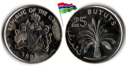 Gambie - 25 Bututs 1998 - Gambia