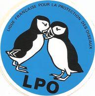 LIGUE DE PROTECTION DES OISEAUX / LPO - Pegatinas
