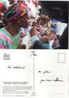 Organisation Mondiale De La Santé - Vaccination Contre La Poliomyélite   (101772) - Health