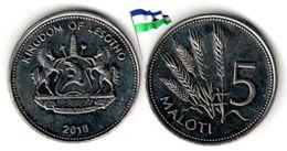 Lesotho - 5 Maloti 2010 (UNC) - Lesotho
