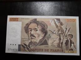 100 Fr Delacroix De 1988 NEUF - 100 F 1978-1995 ''Delacroix''