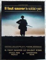 Film De Guerre Coffret 4 DVD - IL FAUT SAUVER LE SOLDAT RYAN édition Commémorative 60° Anniversaire Débarquement - Altri