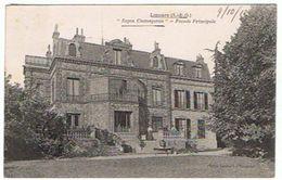 91.......LIMOURS   REPOS   CLAMAGERAN      FACADE  PRINCIPALE      1910 SUPER ETAT - Limours