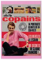 Claude FRANÇOIS Carte Postale N° SLC 29 FRANCOIS JOHNNY HALLYDAY SYLVIE VARTAN - Entertainers