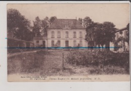 CPA - PAUILLAC - Chateau Dauprat ( M Malescot , Propriétaire ) - Pauillac