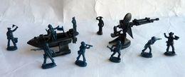 équivalence De BOITE ATLANTIC 10012 1/72 MARINE MARIN ITALIENS  No Airfix Matchbox Esci .. - Army