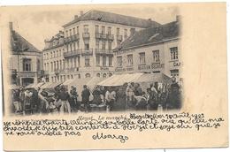Heyst NA38: Le Marché 1903 - Heist