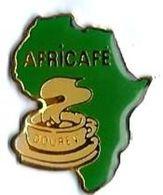CAFE - C12 - AFRICAFE - Verso : F.B. - Food