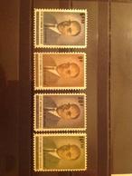 South Kasia 1961 A.D.Kalonji MNH SG 6-9 - South-Kasaï