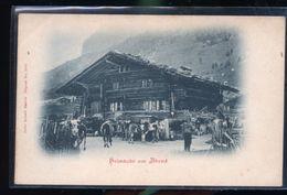 BEIMKEHR AM ABEND 1899 - Suisse