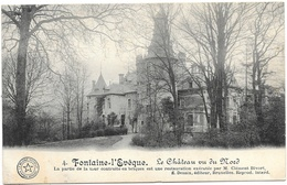 Fontaine-l'Evêque NA49: Le Château Vu Du Nord - Fontaine-l'Evêque