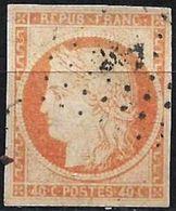 FRANCE - Michel Nr. 5b = 750.00 € - 1849-1850 Cérès