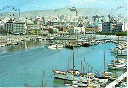 Piraeus Piräus - Der Hafen 1985 - Griechenland
