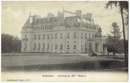 HOLLEBEKE - Ieper - Château De Mme Mahieu - 126 Uitg. Callewaert - Ieper