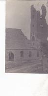 Cléry Kirche Carte  Photo Allemande - France