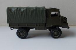 - Camion Militaire - SIMCA-UNIC S.U.M.B 4X4 - Solido - - Militaria