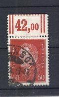 DR-Weimar 421 WOR OBERRAND Gest. 60EUR (A0372 - Deutschland