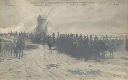 A-18-FRP-3443 : SALON DE 1914. SOCIETE DES ARTISTES FRANCAIS. JULES ROUFFET. SAMBRE ET MEUSE. MOULIN A VENT. - Malerei & Gemälde