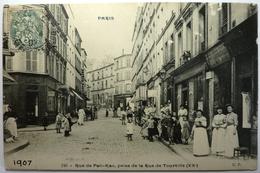 RUE DE PALI KAO , PRISE DE LA RUE DE TOURTILLE - PARIS - Distretto: 20