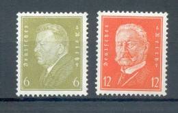 DR-Weimar 465/66 LUXUS**POSTFRISCH 30EUR (72213 - Deutschland