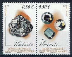 French Antarctic (FSAT), Mineral, Ilmenite, 2018, MNH VF - Unused Stamps