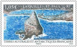 TAAF 2018 - La Quille - Saint Paul Mnh - Ungebraucht